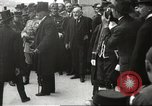 Image of Woodrow Wilson France, 1919, second 62 stock footage video 65675064453