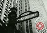Image of Financial district in New York City New York United States USA, 1924, second 4 stock footage video 65675065215