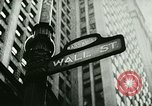 Image of Financial district in New York City New York United States USA, 1924, second 5 stock footage video 65675065215