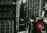 Image of Financial district in New York City New York United States USA, 1924, second 9 stock footage video 65675065215