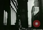 Image of Financial district in New York City New York United States USA, 1924, second 14 stock footage video 65675065215