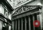 Image of Financial district in New York City New York United States USA, 1924, second 21 stock footage video 65675065215