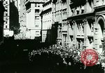 Image of Financial district in New York City New York United States USA, 1924, second 26 stock footage video 65675065215