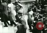 Image of Financial district in New York City New York United States USA, 1924, second 30 stock footage video 65675065215