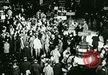 Image of Financial district in New York City New York United States USA, 1924, second 36 stock footage video 65675065215