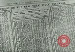Image of Stock market craze  United States USA, 1928, second 16 stock footage video 65675065250