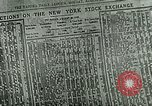 Image of Stock market craze  United States USA, 1928, second 17 stock footage video 65675065250