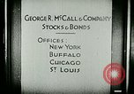 Image of Stock market craze  United States USA, 1928, second 19 stock footage video 65675065250