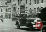 Image of Ford Cars New York City USA, 1928, second 5 stock footage video 65675065251