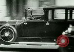 Image of Ford Cars New York City USA, 1928, second 10 stock footage video 65675065251