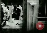 Image of Night life in New York City New York City USA, 1927, second 22 stock footage video 65675065252