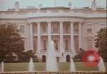 Image of monuments Washington DC USA, 1972, second 10 stock footage video 65675066409
