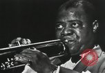 Image of Louis Armstrong United States USA, 1969, second 15 stock footage video 65675066559