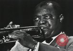 Image of Louis Armstrong United States USA, 1969, second 16 stock footage video 65675066559