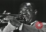 Image of Louis Armstrong United States USA, 1969, second 17 stock footage video 65675066559
