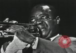 Image of Louis Armstrong United States USA, 1969, second 18 stock footage video 65675066559