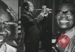Image of Louis Armstrong United States USA, 1969, second 37 stock footage video 65675066559