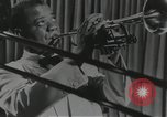 Image of Louis Armstrong United States USA, 1969, second 44 stock footage video 65675066559