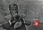 Image of Louis Armstrong United States USA, 1969, second 50 stock footage video 65675066559
