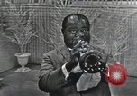 Image of Louis Armstrong United States USA, 1969, second 53 stock footage video 65675066559