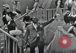 Image of Louis Armstrong United States USA, 1969, second 57 stock footage video 65675066559