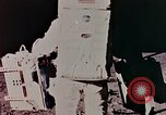 Image of Apollo 11 astronauts first humans on moon Florida United States USA, 1969, second 14 stock footage video 65675067953