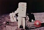 Image of Apollo 11 astronauts first humans on moon Florida United States USA, 1969, second 18 stock footage video 65675067953