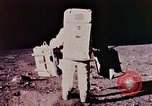 Image of Apollo 11 astronauts first humans on moon Florida United States USA, 1969, second 19 stock footage video 65675067953