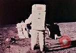 Image of Apollo 11 astronauts first humans on moon Florida United States USA, 1969, second 20 stock footage video 65675067953