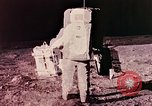 Image of Apollo 11 astronauts first humans on moon Florida United States USA, 1969, second 22 stock footage video 65675067953
