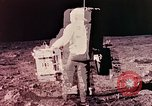 Image of Apollo 11 astronauts first humans on moon Florida United States USA, 1969, second 23 stock footage video 65675067953