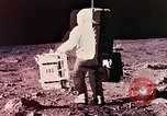 Image of Apollo 11 astronauts first humans on moon Florida United States USA, 1969, second 24 stock footage video 65675067953