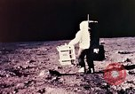 Image of Apollo 11 astronauts first humans on moon Florida United States USA, 1969, second 26 stock footage video 65675067953