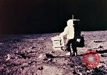 Image of Apollo 11 astronauts first humans on moon Florida United States USA, 1969, second 27 stock footage video 65675067953