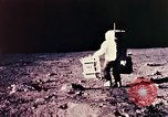 Image of Apollo 11 astronauts first humans on moon Florida United States USA, 1969, second 28 stock footage video 65675067953