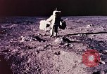 Image of Apollo 11 astronauts first humans on moon Florida United States USA, 1969, second 30 stock footage video 65675067953