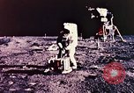 Image of Apollo 11 astronauts first humans on moon Florida United States USA, 1969, second 31 stock footage video 65675067953