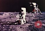 Image of Apollo 11 astronauts first humans on moon Florida United States USA, 1969, second 32 stock footage video 65675067953