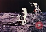Image of Apollo 11 astronauts first humans on moon Florida United States USA, 1969, second 33 stock footage video 65675067953