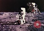 Image of Apollo 11 astronauts first humans on moon Florida United States USA, 1969, second 35 stock footage video 65675067953