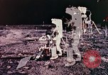 Image of Apollo 11 astronauts first humans on moon Florida United States USA, 1969, second 36 stock footage video 65675067953