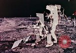 Image of Apollo 11 astronauts first humans on moon Florida United States USA, 1969, second 37 stock footage video 65675067953