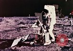 Image of Apollo 11 astronauts first humans on moon Florida United States USA, 1969, second 38 stock footage video 65675067953