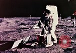 Image of Apollo 11 astronauts first humans on moon Florida United States USA, 1969, second 39 stock footage video 65675067953