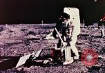 Image of Apollo 11 astronauts first humans on moon Florida United States USA, 1969, second 40 stock footage video 65675067953