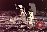 Image of Apollo 11 astronauts first humans on moon Florida United States USA, 1969, second 44 stock footage video 65675067953
