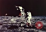 Image of Apollo 11 astronauts first humans on moon Florida United States USA, 1969, second 47 stock footage video 65675067953