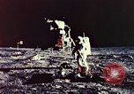 Image of Apollo 11 astronauts first humans on moon Florida United States USA, 1969, second 48 stock footage video 65675067953