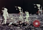 Image of Apollo 11 astronauts first humans on moon Florida United States USA, 1969, second 50 stock footage video 65675067953