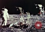 Image of Apollo 11 astronauts first humans on moon Florida United States USA, 1969, second 51 stock footage video 65675067953